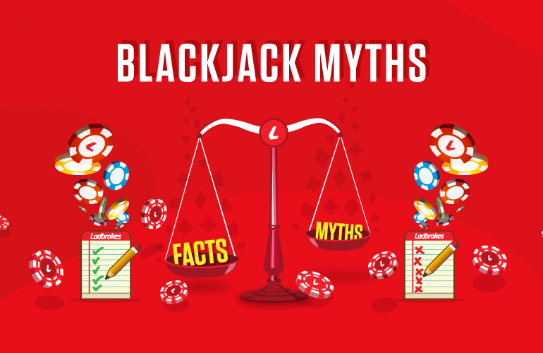 Blackjack-Myths